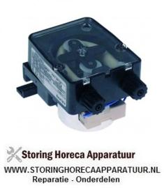 153361791 - Doseerpomp SEKO frequentieregeling 3l/h 230 VAC wasmiddel slang ø 4x6mm slangtype K