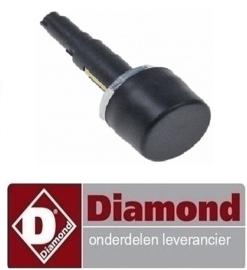654RIC0004096 - Piezo-ontsteker drukknop lava steengrill DIAMOND G77/GP4TO-N