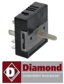 015RTCU800066 - Energieregelaar oven DIAMOND PFE 5D