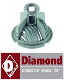 234429038 - Filterhouder afvoer DIAMOND D701-EKS