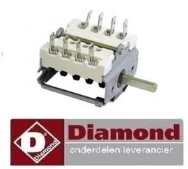 591030138-E - WISSELSCHAKELAAR VOOR DIAMOND  RVE/**C-CM
