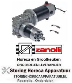 904500809 - Tandwielmotor voor transportband oven ZANOLLI