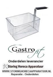 751303010002 - Friteusekorf  GASTROFIT KORFF-300