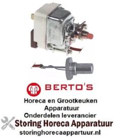 841375282 - Maximaalthermostaat uitschakeltemp. 230°C 1-polig 16A voor BERTOS