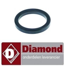 2557.50000.83 - Zeefhouderpakking  ø 73,6 mm DIAMOND COMPACT