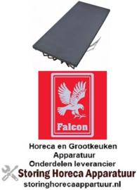 744490199 - Kookplaat maat 560 x 240 mm 240 Volt FALCON