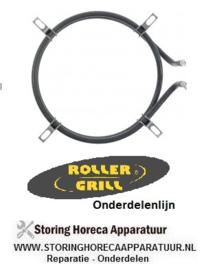 423420458 - Verwarmingselement 1500W, 230V, Roller-grill