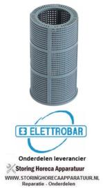 316121078 - Rondfilter vaatwasser Elettrobar E50 / E51