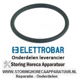 798504561 - O-ring overlooppijp vaatwasser ELETTROBAR FAST161-2