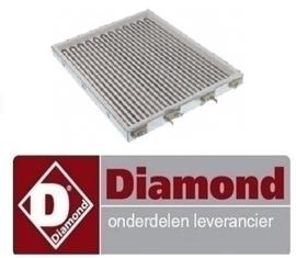 219006158 - Stralingselement friteuse DIAMOND E22/F46-A8