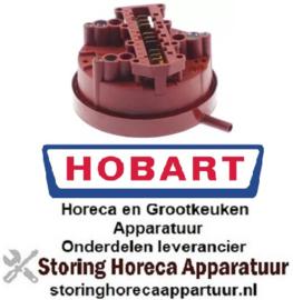 255541902 - Pressostaat 3 drukbereiken drukbereik 145/120 230/200 280/250mbar voor HOBART