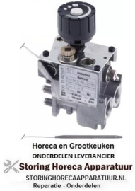 "111102870 - Gasthermostaat type serie 630 Eurosit t.max. 380°C 140-380°C gasingang 3/8"" gasuitgang 3/8"""