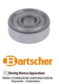 843A039869 - Groefkogellager SALAMANDER 151.510 BARTSCHER