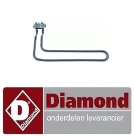5452.301.18 - KUIP WEERSTAND 2.1kW DIAMOND  DK7/2-NP
