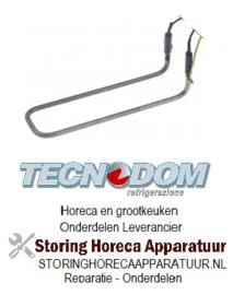 613420481 - Verwarmingselement 360W 230V voor TECNODOM
