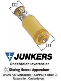 179101040 - Magneetspoel hoge temperatuur L 35mm D1 ø 15,4mm D2 ø 11mm passend voor PEL20-21-JUNKERS-EGA