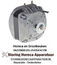 885601287 - Ventilatormotor 10W - 230V - 50Hz -  kabellengte 450mm