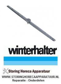 51960003515 - Naspoelarm 7 sproeiers  inbouwpositie onder WINTERHALTER