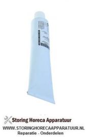 778890259 - Hoge temperaturen silicone TOMABOND TB77 -40 tot +250°C t.max. 300°C antraciet tube 90m