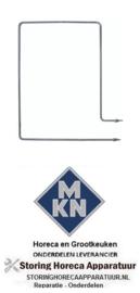 190415810 - Verwarmingselement 1500W 400V  voor MKN