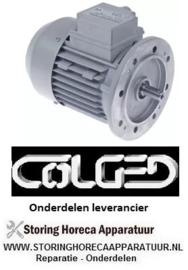869927105 - Tandwielmotor 180W 400V voor vaatwasser COLGED
