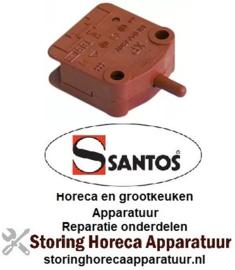 353345326 - Microschakelaar met drukstift voor apparatuur SANTOS