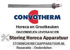 724415500 - Verwarmingselement 7500 Watt - 220 Volt CONVOTHERM
