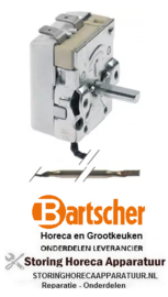 789390602 - Thermostaat CAEM instelbereik 50-300°C BARTSCHER