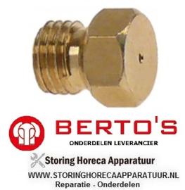 6561.066.94 - Gasinspuiter flessengas gasfornuis BERTOS G7F4B