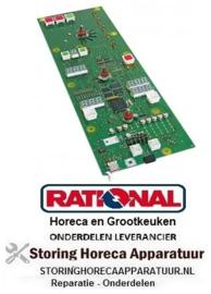 574400099 - Bedieningsprintplaat combi-steamer RATIONAL