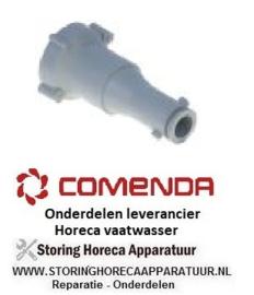 028180730 - Overlooppijp L 120mm ø 26mm vaatwasser COMENDA