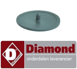0247.50000.00 - Blindstop ø 50mm  koffie machine DIAMOND COMPACT