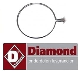 583007064 - Verwarmingselement 5670W  DIAMOND SDE/10-CL