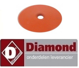 112RTCU800185 - Pakking knop BAIN MARIE DIAMOND E77/BM4T-N