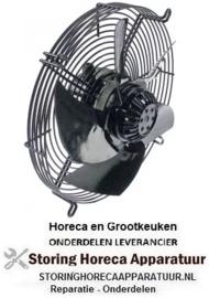 169602029 - Ventilator type R09R-30SPB-4M-3509 ventilatorblad ø 300mm 230V 50/60Hz 80W ø 105mm
