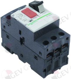 380948 - Motorbeschermschakelaar aansluiting schroefklem instelbereik 0,63-1A type GV2ME05