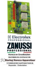 524404003 - Bedieningsprint voor inductie apparaat Electrolux, Zanussi