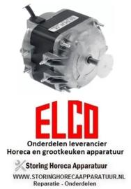 414601764 - Ventilatormotor 25W 230V 50/60Hz lager kogellager ELCO