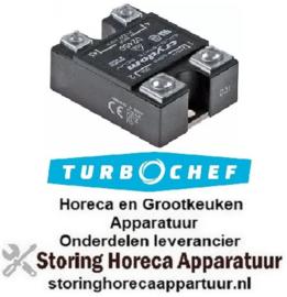 694400780 - Aansluitblok solidstate relais CRYDOM fasen 1 50A, 240V, 3-32VDC TURBOCHEF