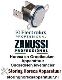343390717 - Maximaalclixon LA 23,8mm uitschakeltemp. 110°C 1NC 1-polig 16A 250V Electrolux, Zanussi