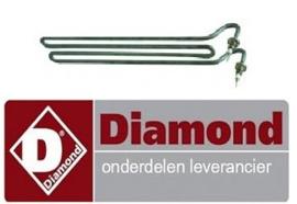 91670562 - Verwarmings element voor de kuip vaatwasser DIAMOND D26-EKS