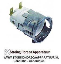 0533.597.01 - Lampfitting oven compleet E14 - ø 40/34 mm