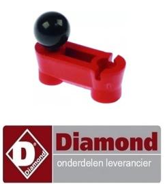 223S51GN54004 - Houder voor deeguitroller compleet met greep gat DIAMOND P32/X