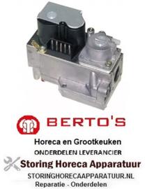 017106004 - Gasventiel 220-240V 50/60Hz BERTOS