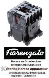 753381595 - Relais AC1 20A 400VAC (AC3/400V) 2,2kW Fiorenzato-M.C