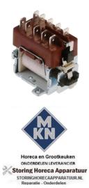277380121 - Kleinrelais 230V hoofdcontact 3NO/1NC voor MKN