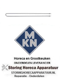 034416445 - Warmtebrug Verwarmingselement 1400W 230V  voor MKN