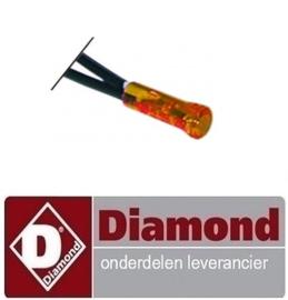 ST1216032 - INDICATOR LAMP ORANJE 12V DIAMOND 046D