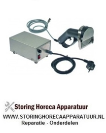 626694857  - Doner mes ø 90mm 150W 230V 50Hz 4000U/min capaciteit MELTEM