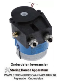 542361816 - Doseerpomp naglansspoelmiddel toevoercapaciteit regeling 0,39l/h 230 VAC glansspoelmiddel slang ø 4x6mm